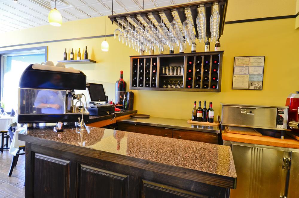 Dining Area; Bar Area ...